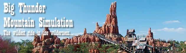 Showcase Banner Big Thunder Mountain