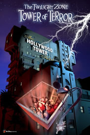 Tower of Terror Simulation